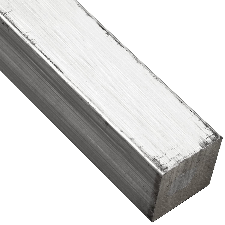 "2/"" X 8/"" ALUMINUM 6061 FLAT BAR 19/"" long Solid T6511 2.00/"" Plate Mill Stock"