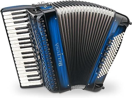 beltuna Studio IV 96 p (Diseño compacto, Piano Teclado, nácar ...