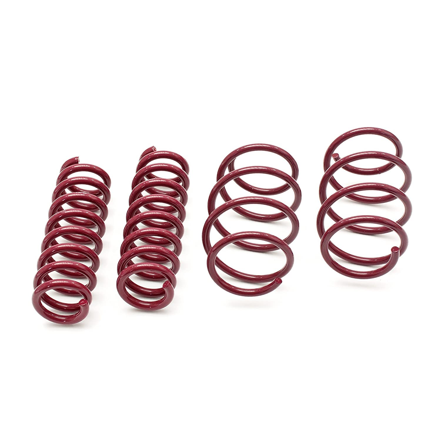 Vogtland 951018 Sport Lowering Spring Kit Coil Springs Fits Bmw 3 E30 6 Cyl.