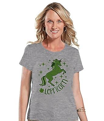 Amazon.com: 7 ate 9 Apparel - Camiseta para mujer, diseño de ...