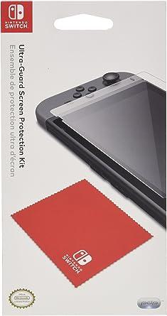 Pdp - Ultra Guard Screen Protection Kit (Nintendo Switch): Amazon ...