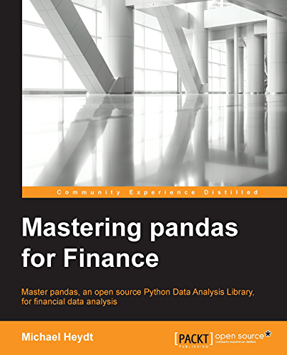 Mastering pandas for Finance (English Edition)