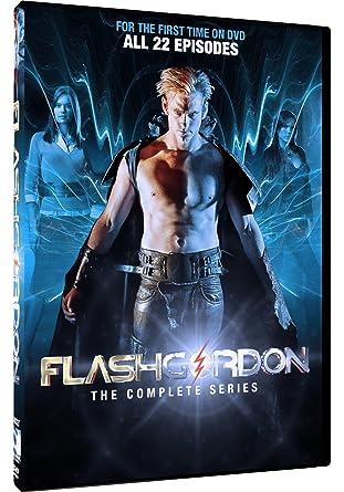 Amazon com: Flash Gordon - The Complete Series: Eric Johnson