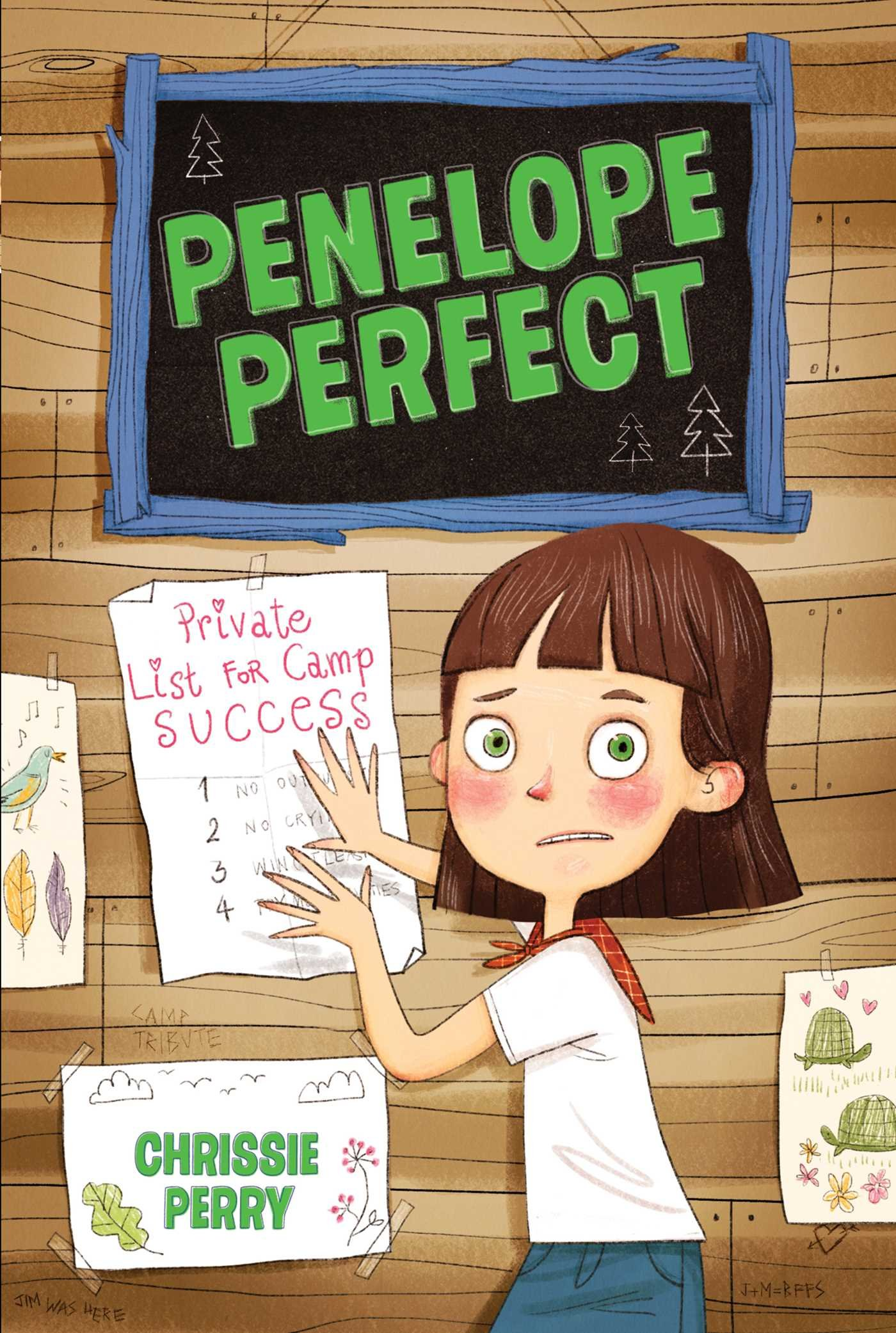 Download Private List for Camp Success (Penelope Perfect) ebook