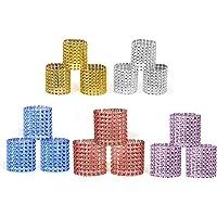 Kitchen-dream 15 piezas de anillos de servilletas