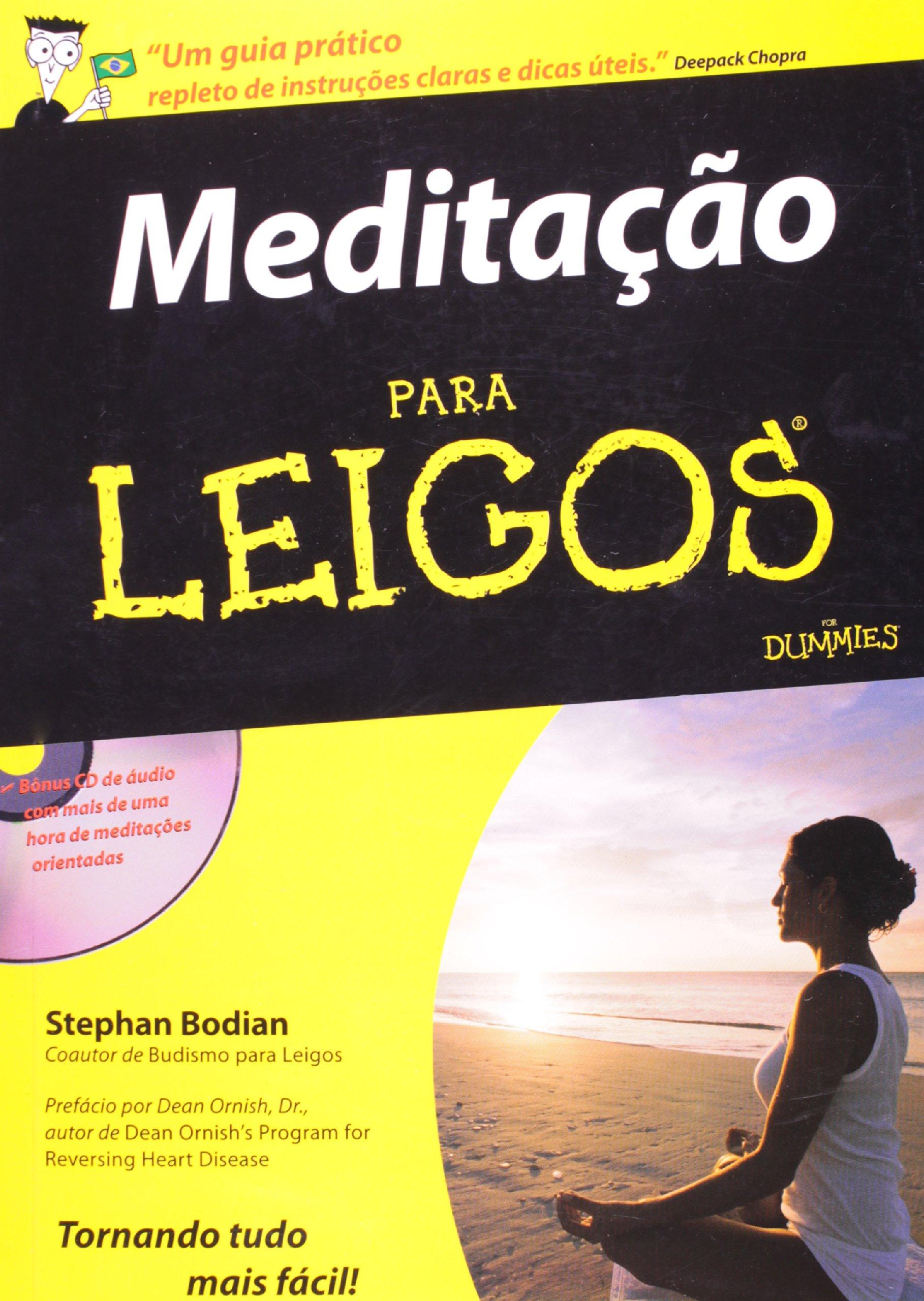 Amazon.com: Meditacao Para Leigos (For Dummies ...
