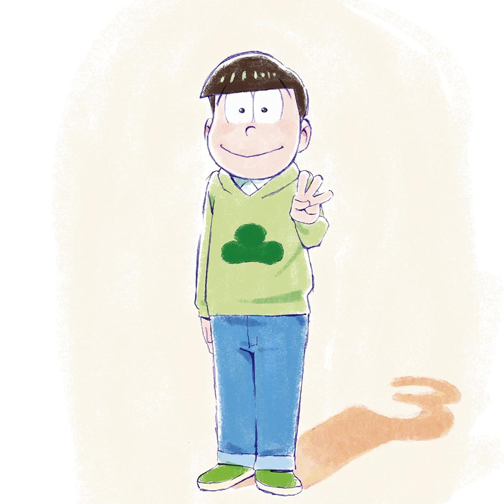 おそ松さん 松セレクション 三男 チョロ松 Ipad壁紙 画像70435 スマポ