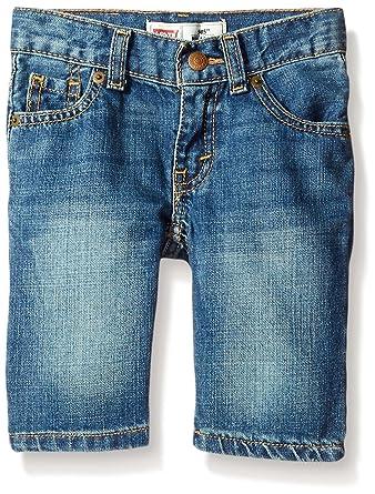 4e5da2f2e Amazon.com: Levi's Boys 505 Regular Fit Denim Shorts: Clothing