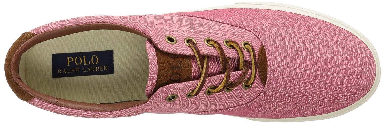 Polo Ralph Lauren Vaughn con cordones de la zapatilla de deporte: Amazon.es: Zapatos y complementos