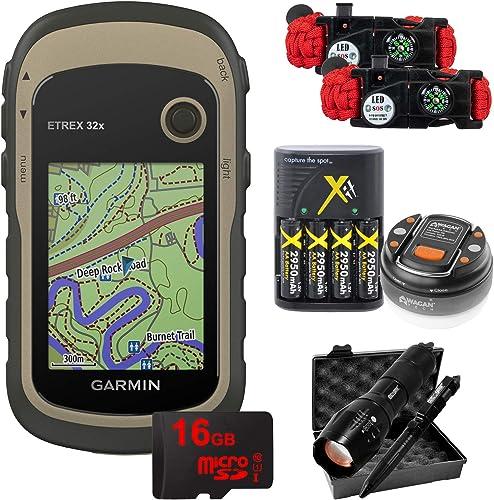 Garmin eTrex 32x Rugged Handheld GPS