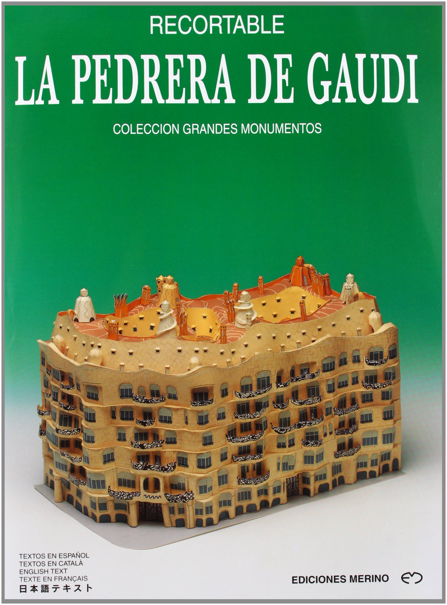 Pedrera De Gaudi, La: 9788486912536: Amazon.com: Books