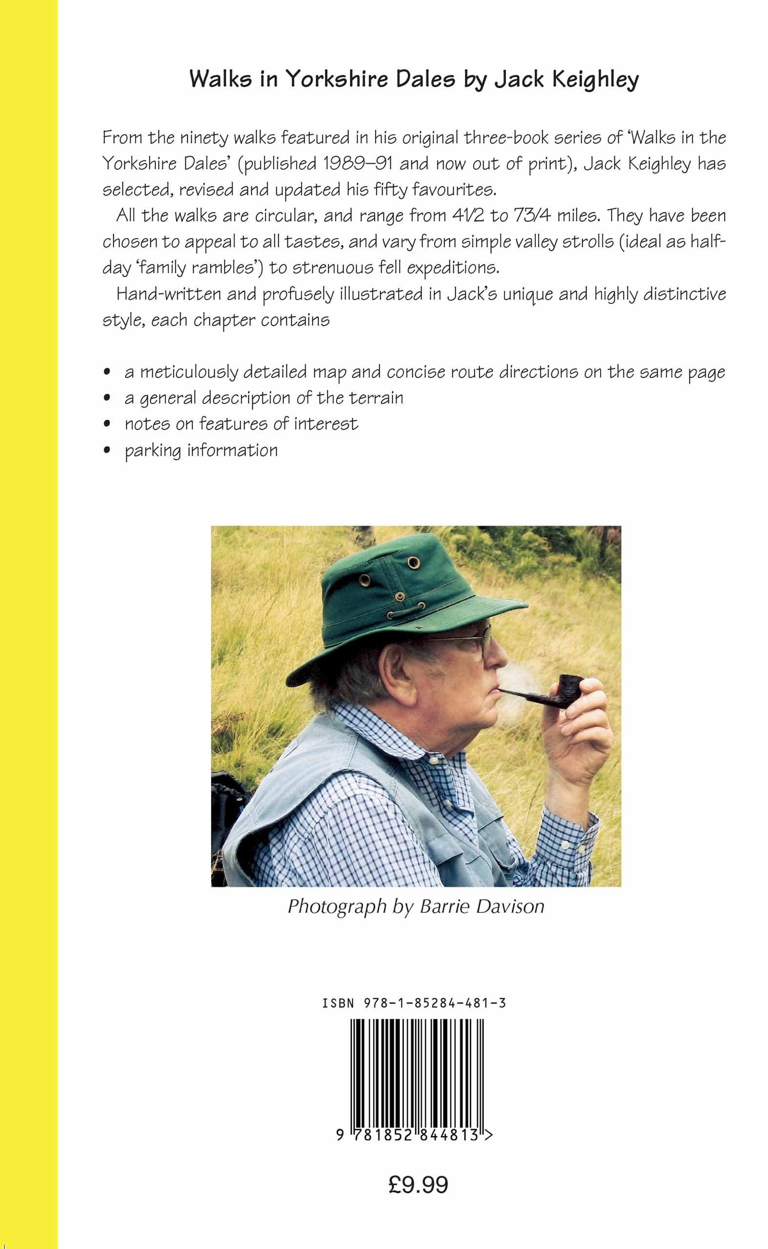 Walks in the yorkshire dales jack keighleys 50 favourite routes walks in the yorkshire dales jack keighleys 50 favourite routes amazon jack keighley 9781852844813 books fandeluxe Image collections