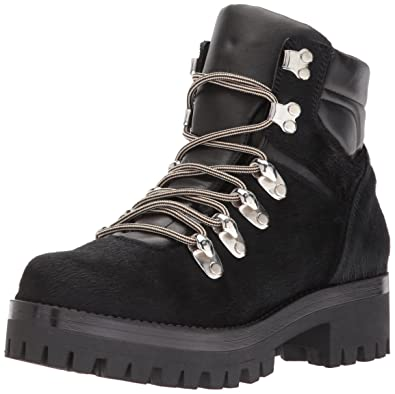 Women's Tulle Combat Boot
