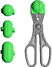 La Croquetera - utensilio Multiuso con 4 moldes Intercambiables - para croquetas, albóndigas, Bolas, Sushi - 100% español : Patentado y Fabricado en España