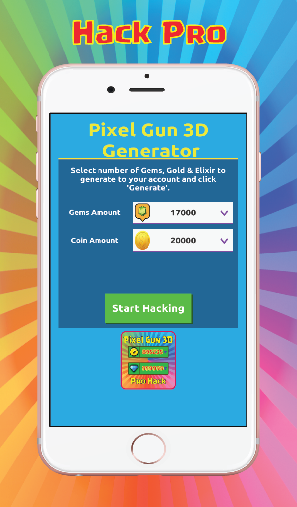 Amazon com: Coins For Pixel Gun 3D Prank: Appstore for Android