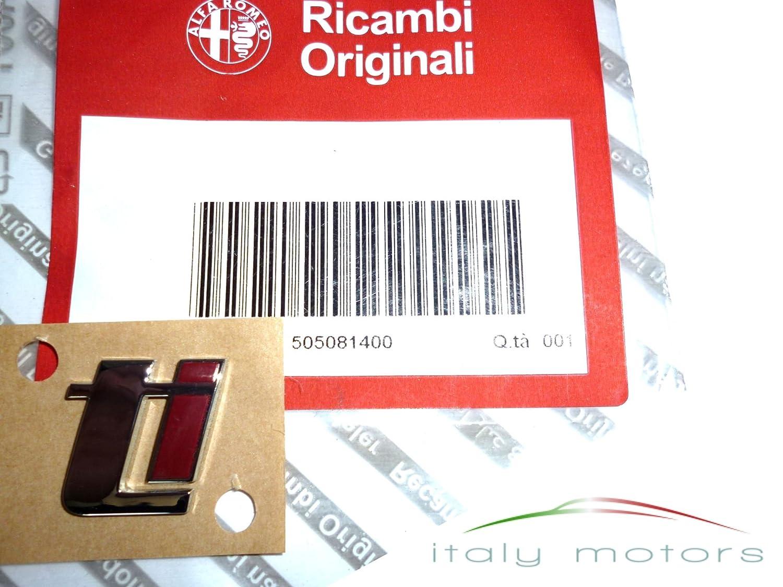 Original Alfa Romeo 159 Brera ' ti ' Schriftzug Emblem - 50508140
