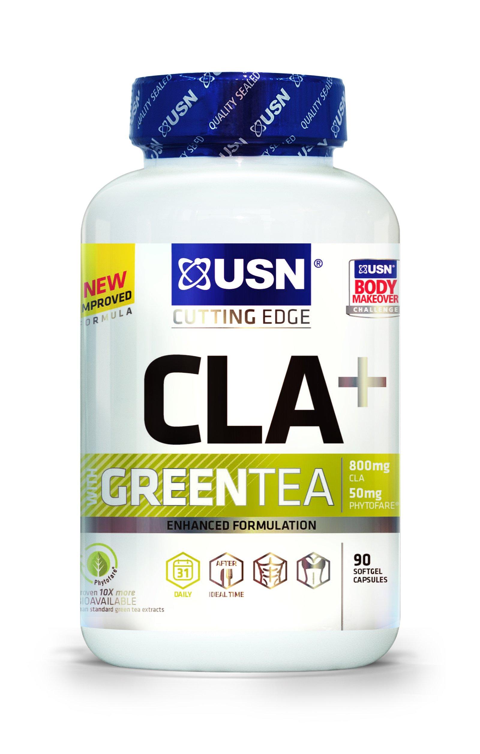 USN CLA Green Tea 90 Capsules
