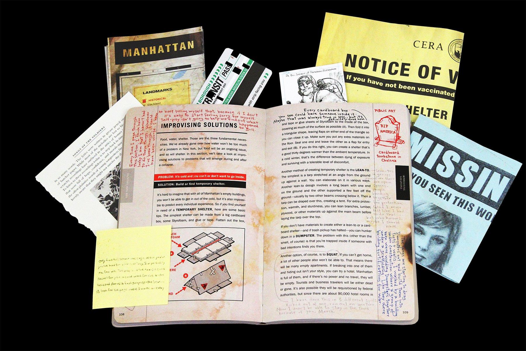 Amazon: Tom Clancy's The Division: New York Collapse (9781452148274):  Ubisoft, Melcher Media, Alex Irvine: Books