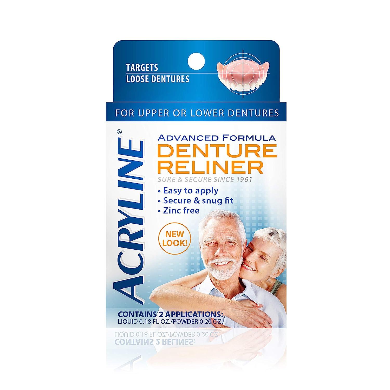 Acryline Advanced Formula Denture Reliner: Beauty