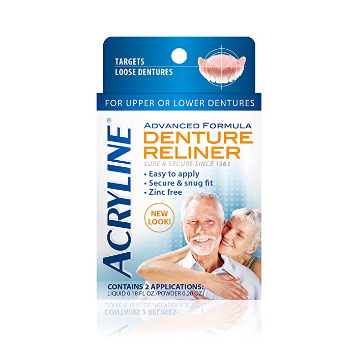 Top 10 Denture Reline Kit At Home