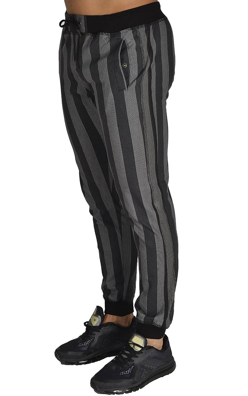 BIG SM EXTREME SPORTSWEAR Herren Sporthose Jogginghose Bodyhose Slim Fit 805