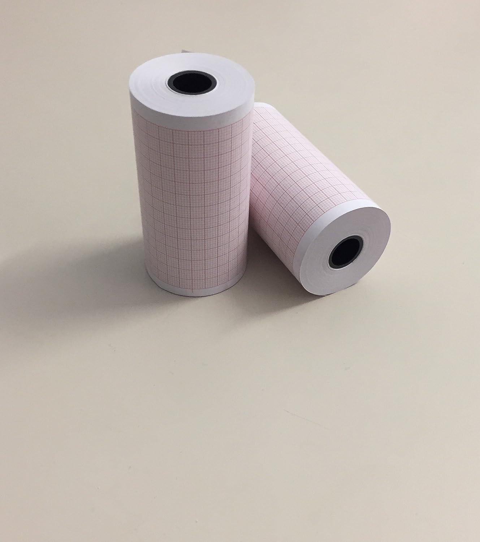 N ° 10pièces papier pour eCG biocare- edan- Mindray–cONTEC–bIOLIGHT–comen–i-medik Strumedical