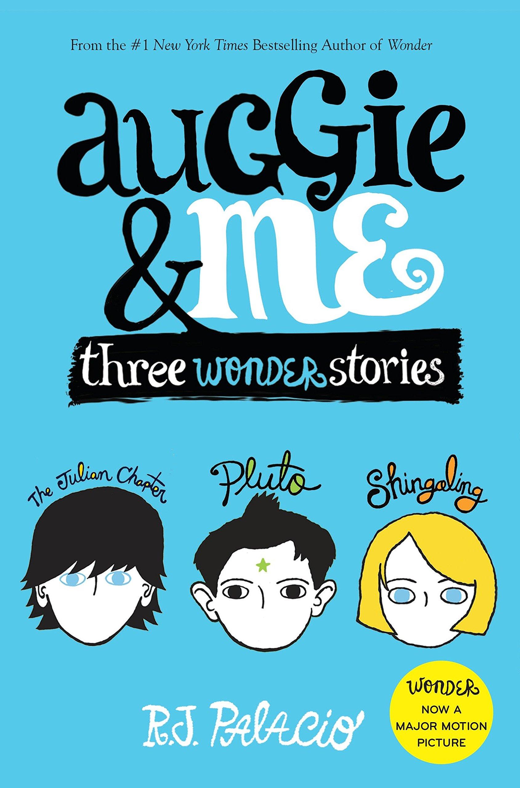 Auggie Me Three Wonder Stories product image