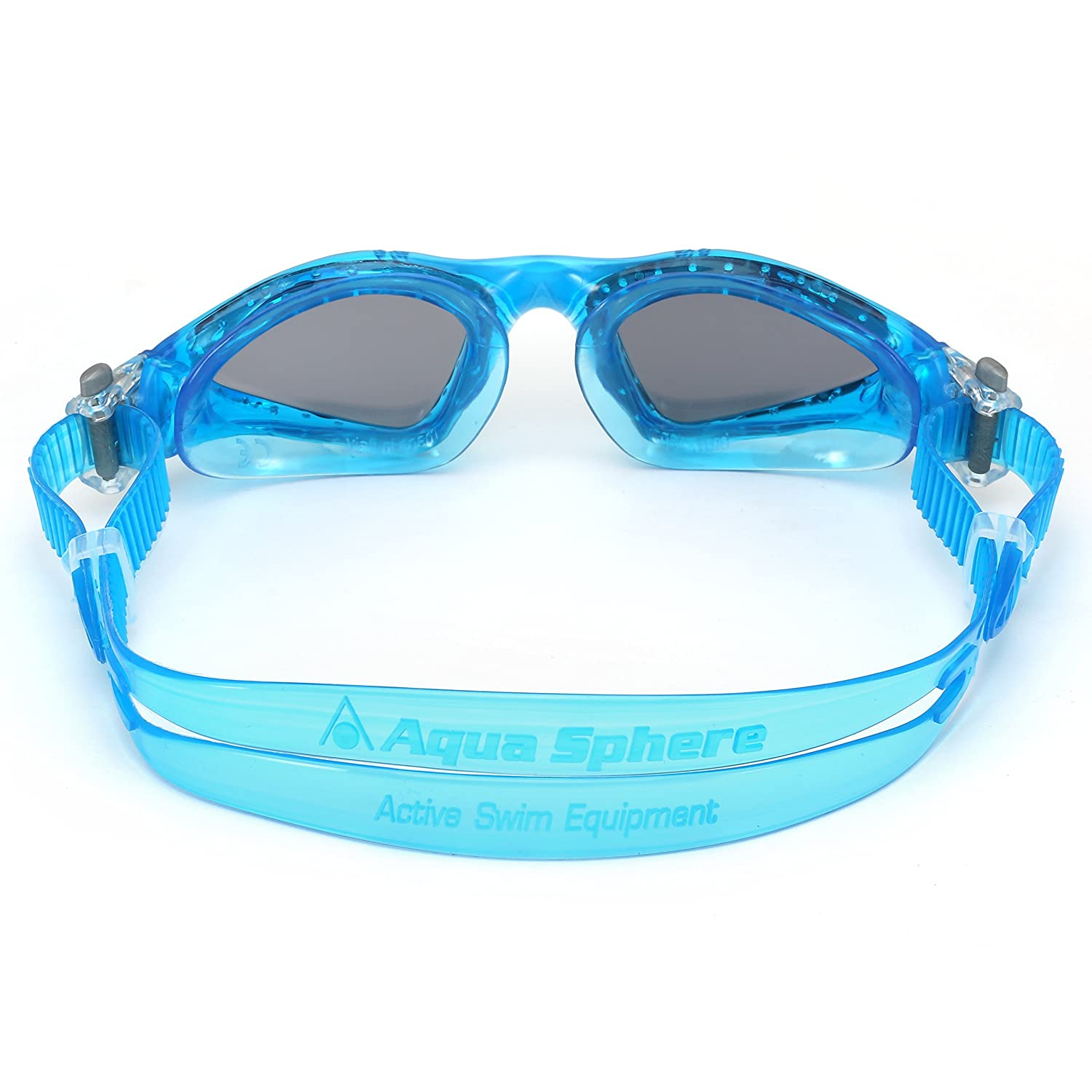 aabd90daeb2e Amazon.com   Aqua Sphere Kayenne Swim Goggles Small Fit with Clear Lens  (Black Red).   Swimming Goggles   Sports   Outdoors