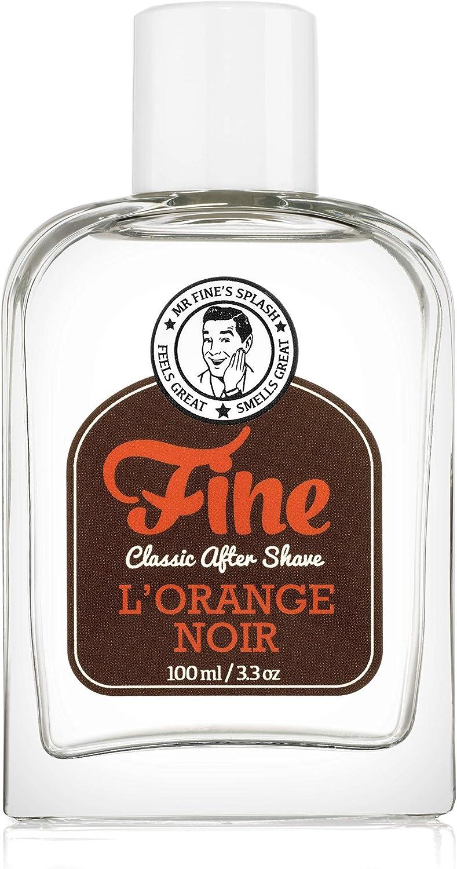 Fine Accoutrements Fine Aftershave Orange Noir, 100 ml: Amazon.de: Drogerie  & Körperpflege