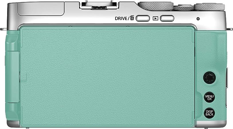 Fujifilm X-A7 Kit - Mint Green product image 8