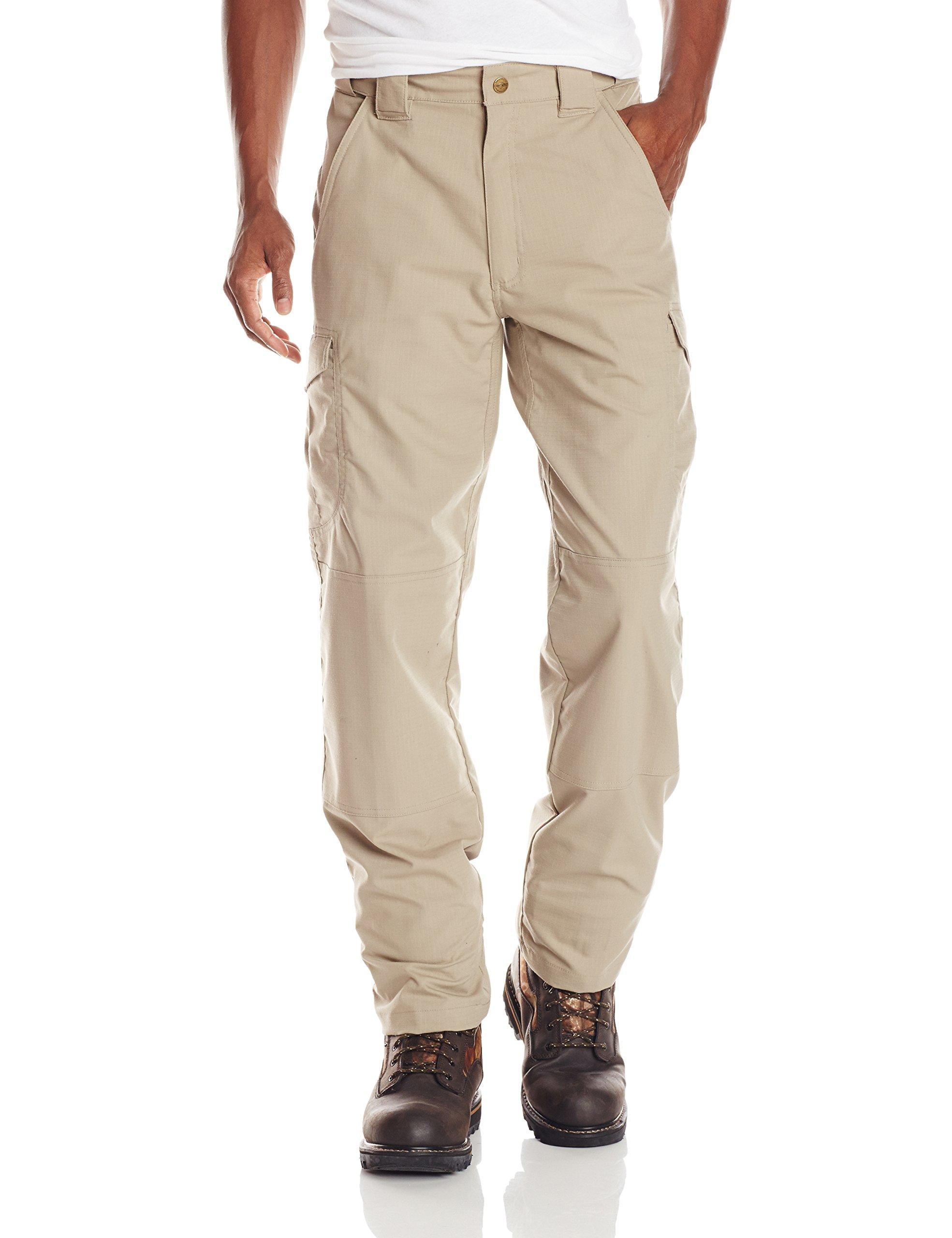 Tru-Spec Men's 24-7 Ascent Pant, Khaki, (Waist:28 Length:30)