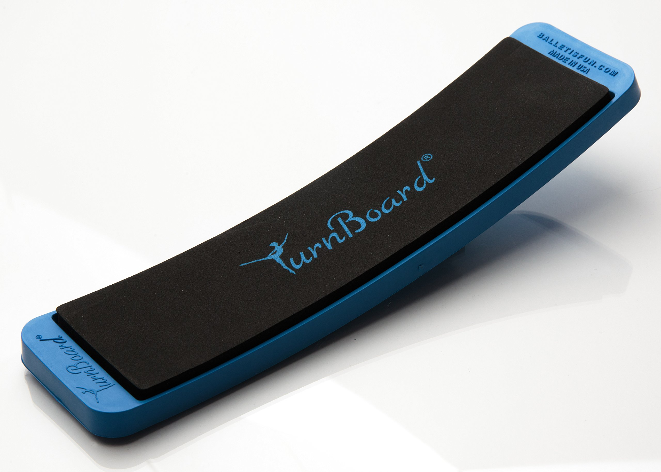 Ballet Is Fun TurnBoard Blue (Official TurnBoard)