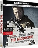 The Accountant (4K Ultra HD + Blu-Ray + Digital Copy)