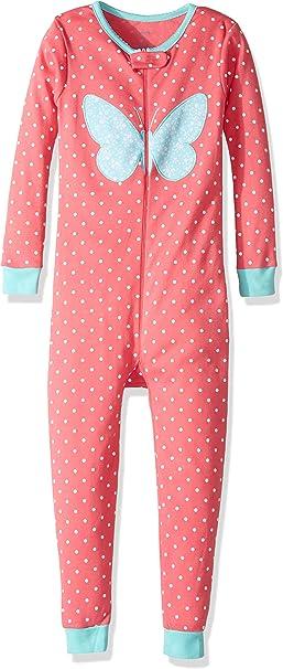 New Carter/'s Toddler Girls 1-Piece Unicorn Footless Pajamas 3T 4T 5T