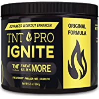 TNT Pro Ignite Stomach Fat Burner Sweat Cream - Body Slimming Cream with Heat Sweat Technology - Thermogenic Weight Loss…
