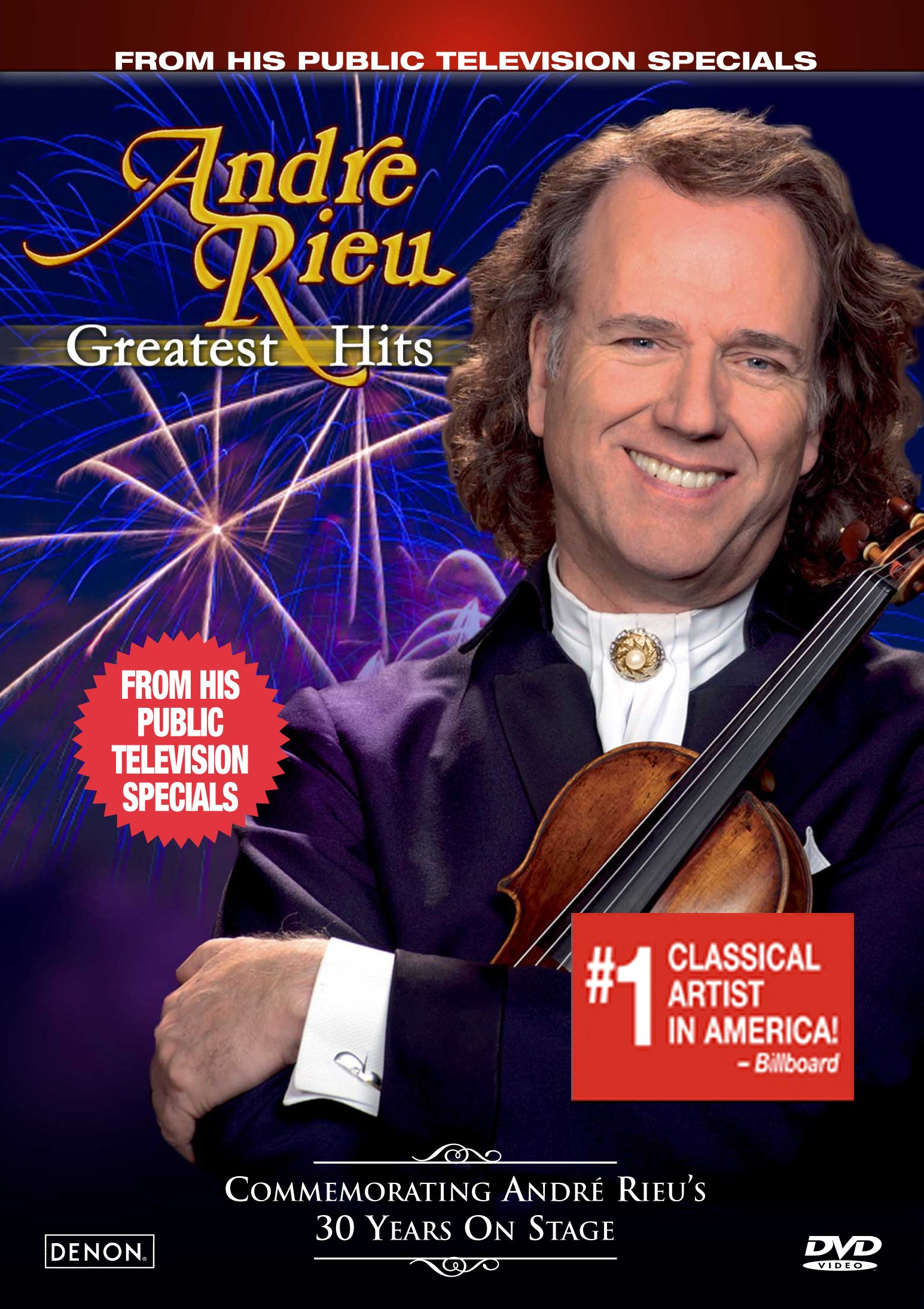 Andre Rieu - Greatest Hits (DVD)