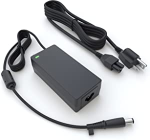 PowerSource 65W UL Listed 14 Foot Long AC-Adapter-Charger for Dell Latitude 7470 5480 7280 5580 LA65NS2-01 E6410 E6430 E6440 E7440 E7450 E7470 E5440 E5470 E5570 E7240 Laptop Power Supply Cord