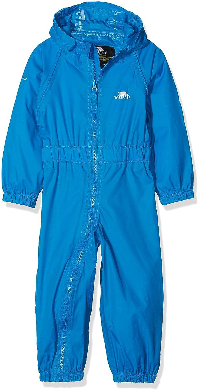 39fd8ca7ef9 Trespass Children s Unisex Button Rain Suit  Amazon.co.uk  Clothing