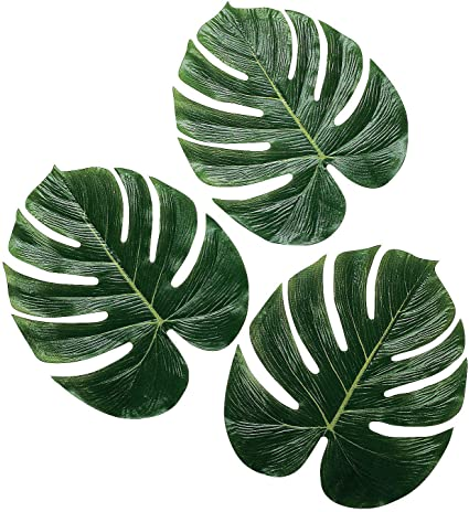 Amazon Com Tropical Leaves Home Decor 12 Pieces Toys Games 2020 popular 1 trends in home & garden, home improvement with tropical leaf painting home and 1. tropical leaves home decor 12 pieces