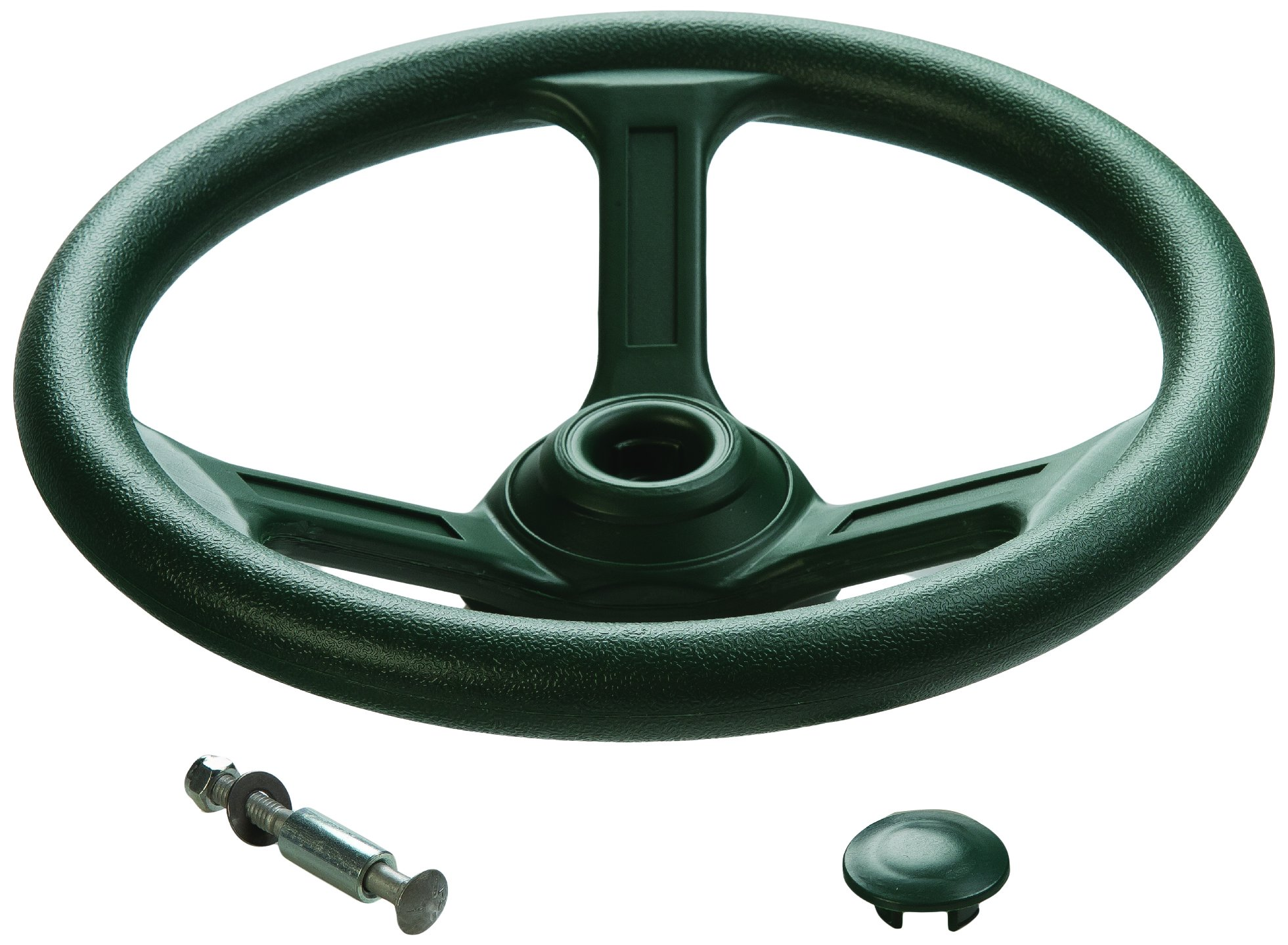 CREATIVE CEDAR DESIGNS Playset Steering Wheel Accessory- Green, One Size by CREATIVE CEDAR DESIGNS