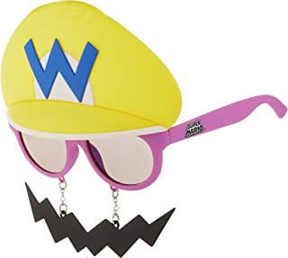 Bowser Instant Costume Sunglasses