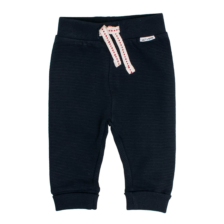 SALT AND PEPPER Baby-Jungen Hose NB Trousers Bear Uni 85217104