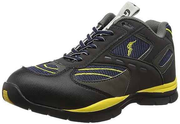 Goodyear G138304, Chaussures de Sécurité Unisexe Adulte - Gris - Gris, 43