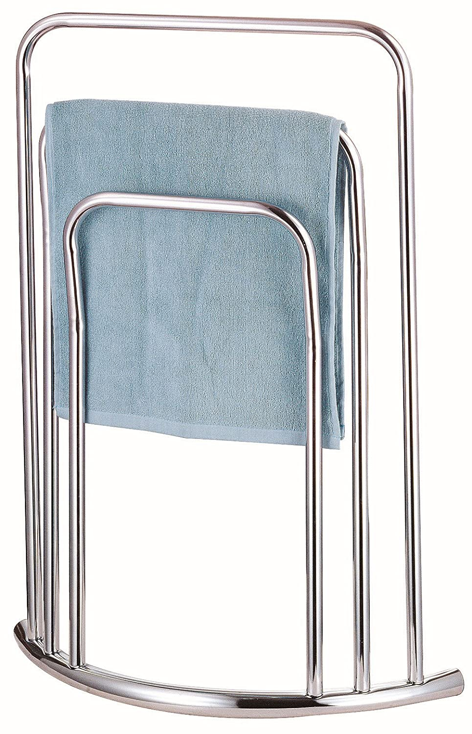 Leigh- Freestanding Towel Rail