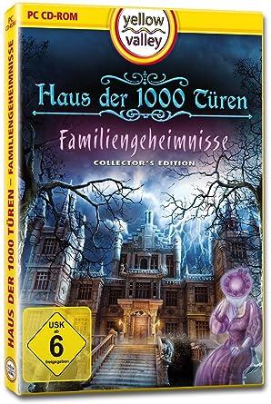 Haus Der 1000 Türen Familiengeheimnisse Amazonde Games