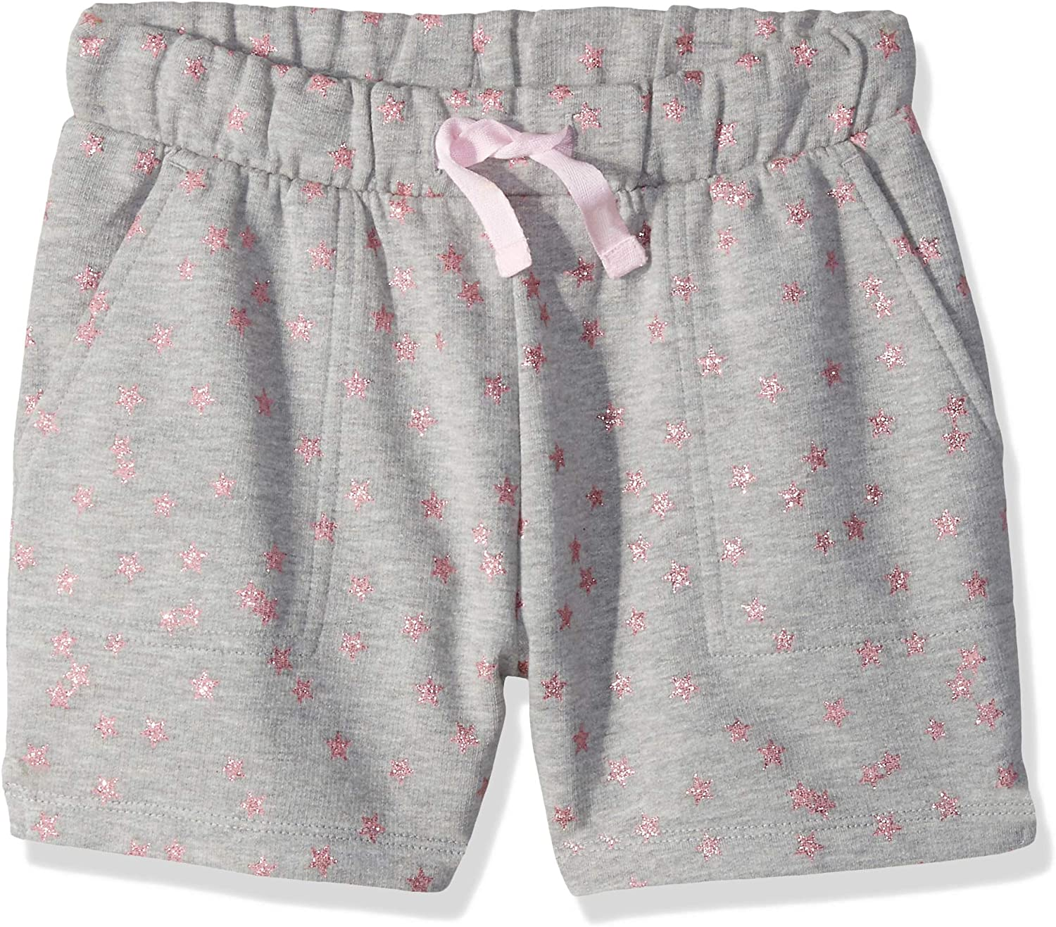 LOOK by Crewcuts Girls Knit Short Casual Shorts