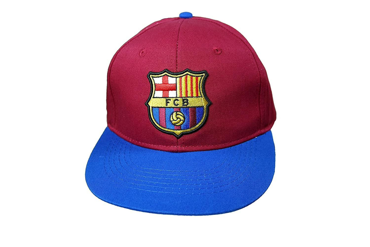 FC Barcelona Authentic Official Licensed Product Soccerキャップ – 05 – 5 B07BGRL5G4