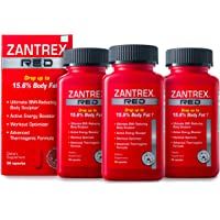 Zantrex Red, 56 Count - Weight Loss Supplement Pills – Fat Burning Pills - Metabolism Booster for Weight Loss - Lose…