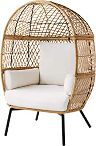 Better Homes & Gardens Ventura Stationary Outdoor Egg Chair