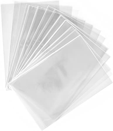 Sac Cellophane Transparent Lot De 30